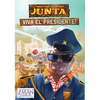 Junta: Viva el Presidente! Dice Game