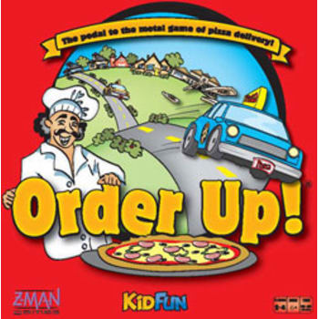 Order Up Board Game