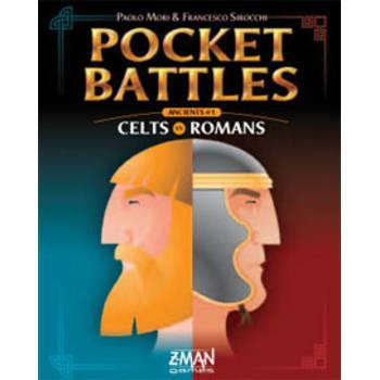 Pocket Battles: Celts vs Romans Board Game