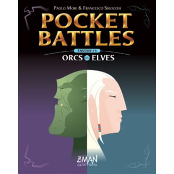 Pocket Battles: Orcs vs Elves Board Game