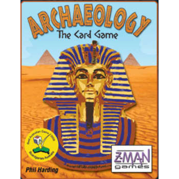 Archaeology Card Game