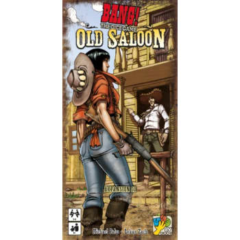 Bang!: The Dice Game - Old Saloon Expansion