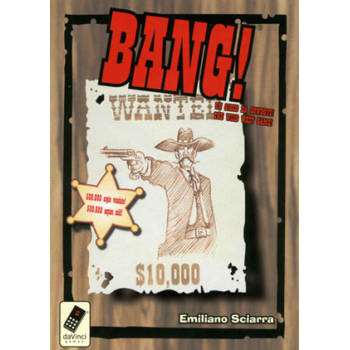 Bang!: 4th Edition Card Game