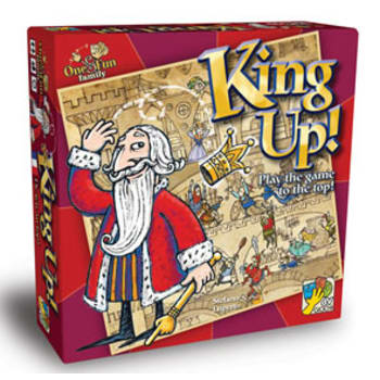 King Up! Board Game