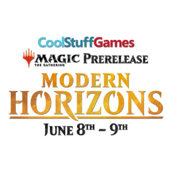 Modern Horizons Prerelease Flight - Jacksonville - 12PM Noon Saturday- Sealed