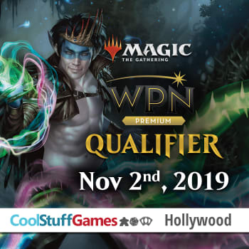 Wizard's Play Network Qualifier Hollywood