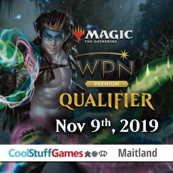 Wizard's Play Network Qualifier Maitland