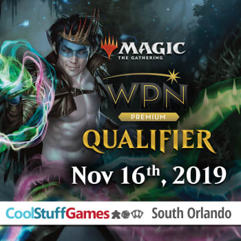 Wizard's Play Network Qualifier South Orlando