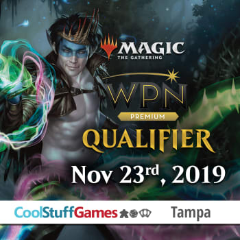 Wizard's Play Network Qualifier Tampa