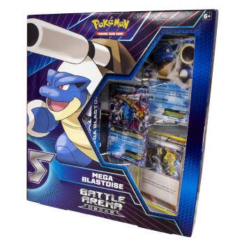 Pokemon - Battle Arena Decks: Mega Blastoise