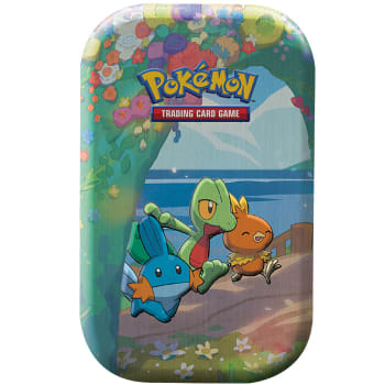 Pokemon - Celebrations Mini Tin - Hoenn Starters