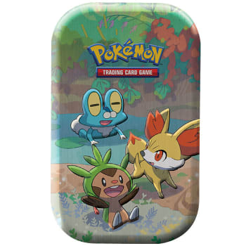 Pokemon - Celebrations Mini Tin - Kalos Starters