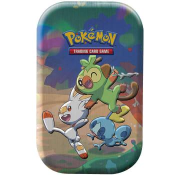 Pokemon - Celebrations Mini Tin - Galar Starters