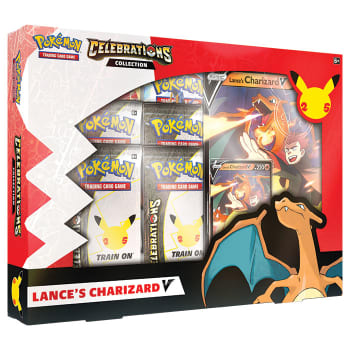 Pokemon - Celebrations Collection - Lance's Charizard V