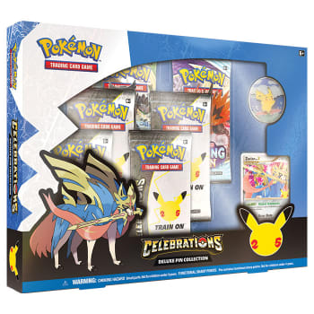 Pokemon - Celebrations Deluxe Pin Collection