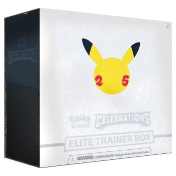 Pokemon - Celebrations Elite Trainer Box
