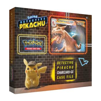 Pokemon - Detective Pikachu Charizard-GX Special Case File