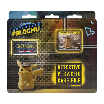 Pokemon - Detective Pikachu Case File