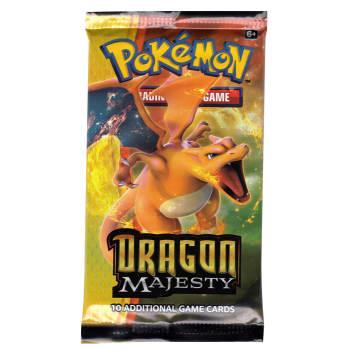 Pokemon - Dragon Majesty Booster Pack