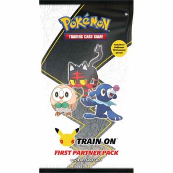 Pokemon - First Partner Booster Pack - Alola