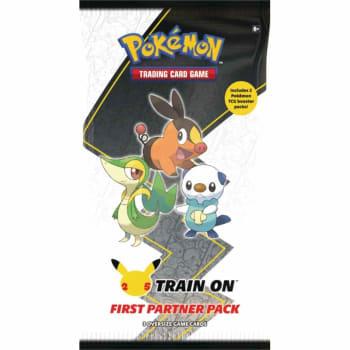 Pokemon - First Partner Booster Pack - Unova