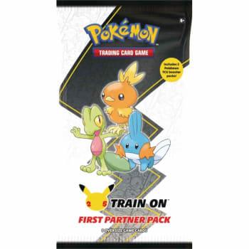 Pokemon - First Partner Booster Pack - Hoenn