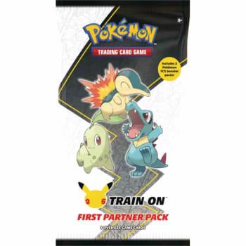 Pokemon - First Partner Booster Pack - Johto