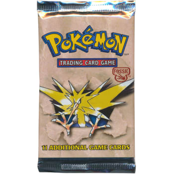 Pokemon - Fossil - Unlimited Booster Pack
