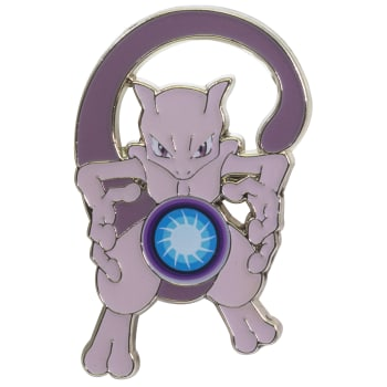 Pokemon - Mewtwo Collector's Pin