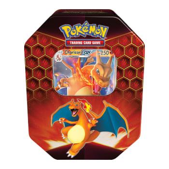 Pokemon - Hidden Fates Tin - Charizard-GX