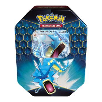 Pokemon - Hidden Fates Tin - Gyarados-GX