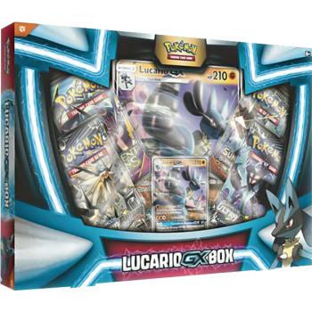 Pokemon - Lucario GX  Box