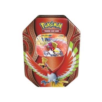 Pokemon - Mysterious Powers Tin - Ho-Oh-GX