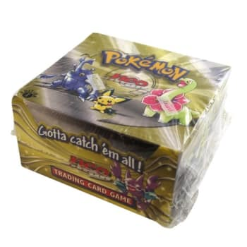 Pokemon - Neo Genesis Booster Box 1st Edition