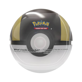Pokemon - Summer 2020 Poke Ball Tin - Ultra Ball