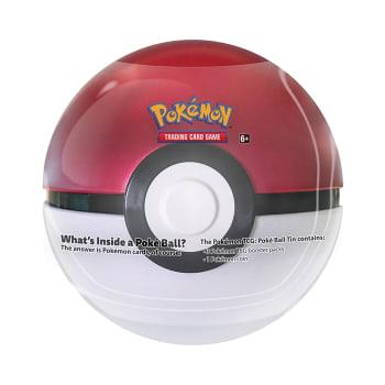 Pokemon - Summer 2020 Poke Ball Tin - Poke Ball