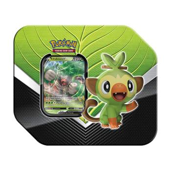 Pokemon - Galar Partners Tin - Rillaboom V