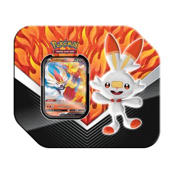Pokemon - Galar Partners Tin - Cinderace V