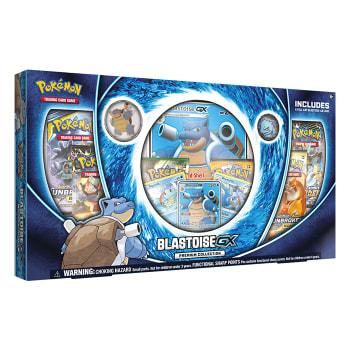 Pokemon - Blastoise-GX Collection