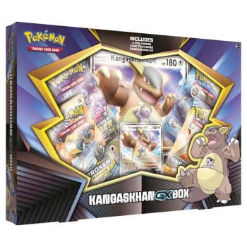 Pokemon -  Kangaskhan-GX Box