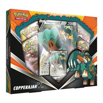 Pokemon - Copperajah V Box