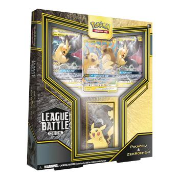 Pokemon - League Battle Deck - Pikachu & Zekrom-GX