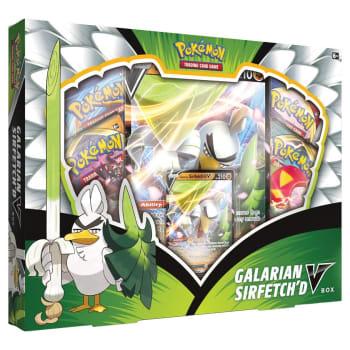 Pokemon - Galarian Sirfetch'd V Box