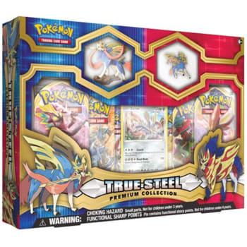 Pokemon - True Steel Premium Collection - Zacian