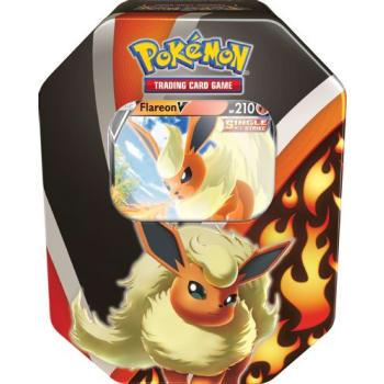 Pokemon - Eevee Evolutions Tin - Flareon V