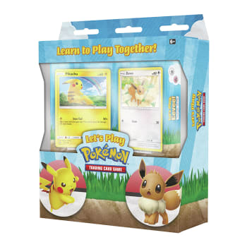 Pokemon - Let's Play Pokemon TCG Box