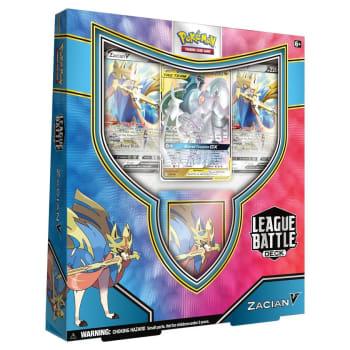 Pokemon - League Battle Deck - Zacian V