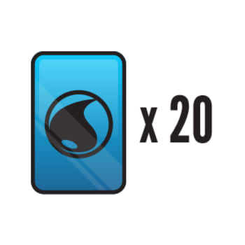 20 Assorted Water Energy