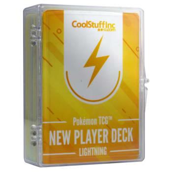 Pokemon TCG New Player Deck - Lightning