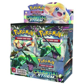 Pokemon - SM Celestial Storm Booster Box